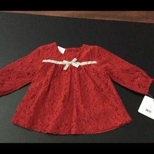 Starting Out newborn dress